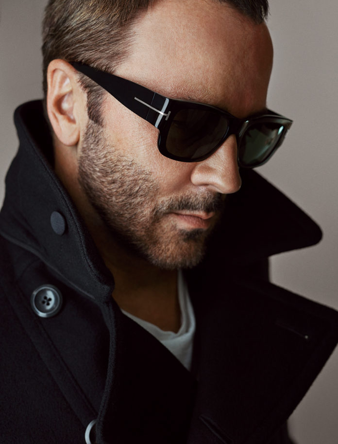 7ddcf4d634d9 TOM FORD Private Eyewear Collection - Blink magazine